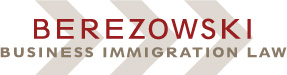 Berezowski Business Immigration Law Logo